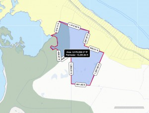 80 AREA RUM POINT DEVELOPMENT PARCEL